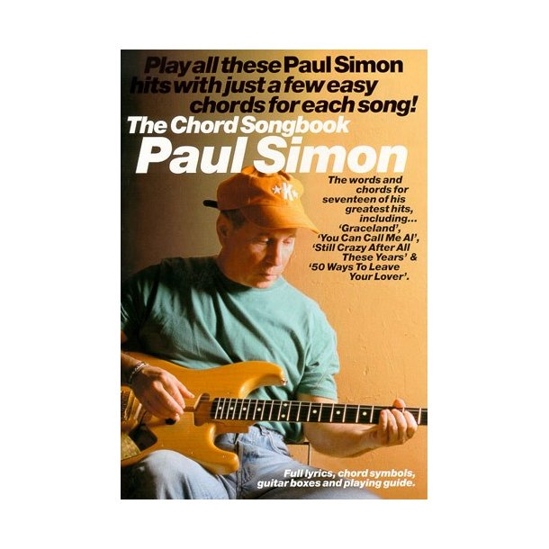 Paul Simon: The Chord Songbook