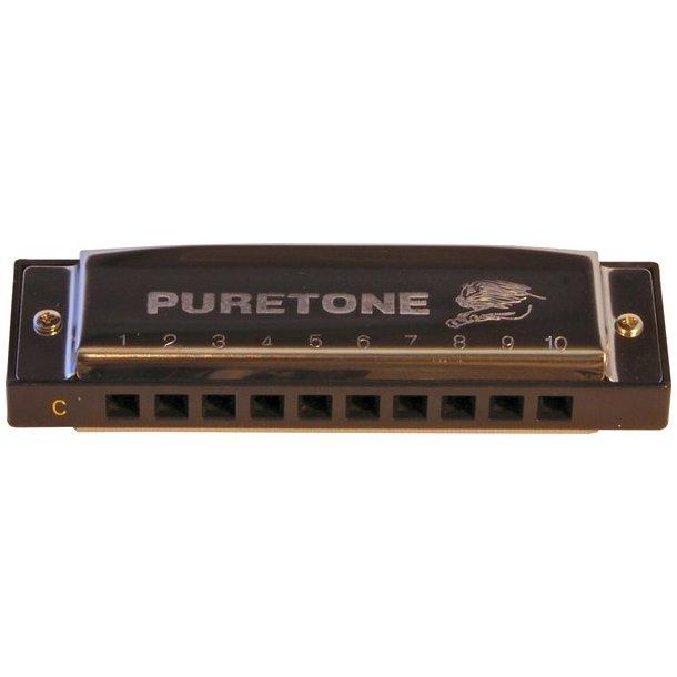 Pure Tone: Harmonica In C