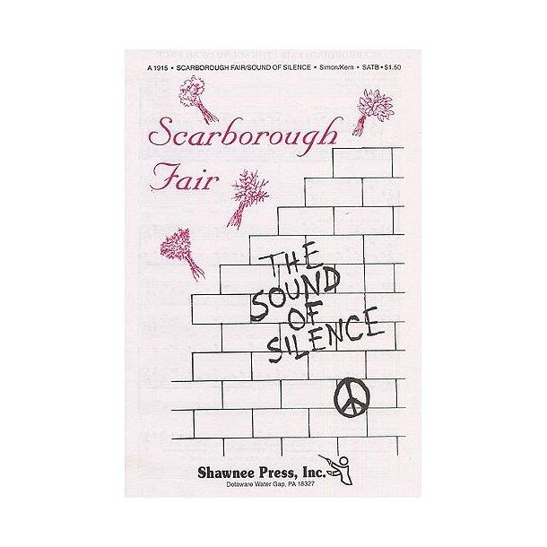 Paul Simon: Scarborough Fair/The Sound Of Silence (SATB)