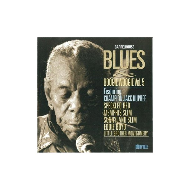 'Champion' Jack Dupree: Barrelhouse Blues & Boogie Woogie Vol. 5