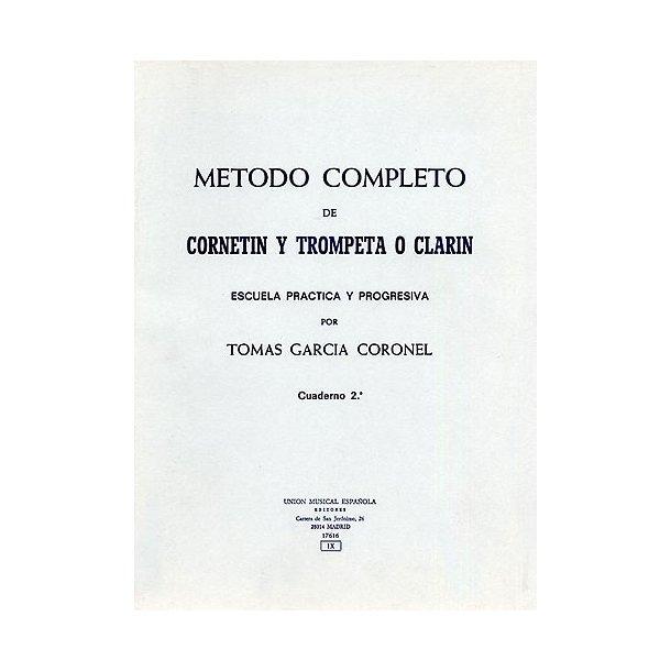 Tomas Garcia Coronel: Metodo Completo Cuaderno Completo De