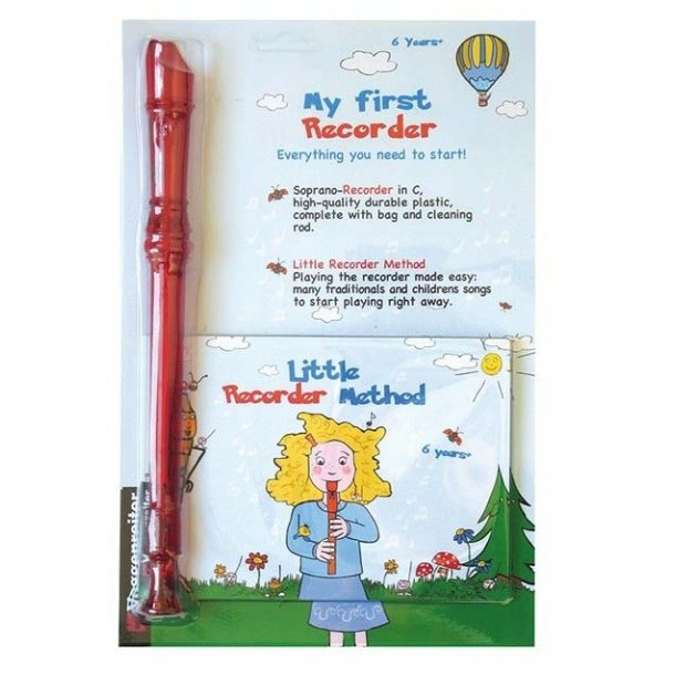 My First Recorder Set