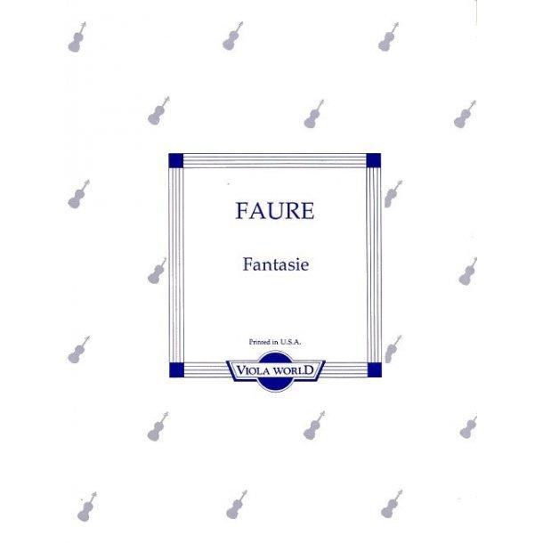 Gabriel Faure: Fantasie (Viola)