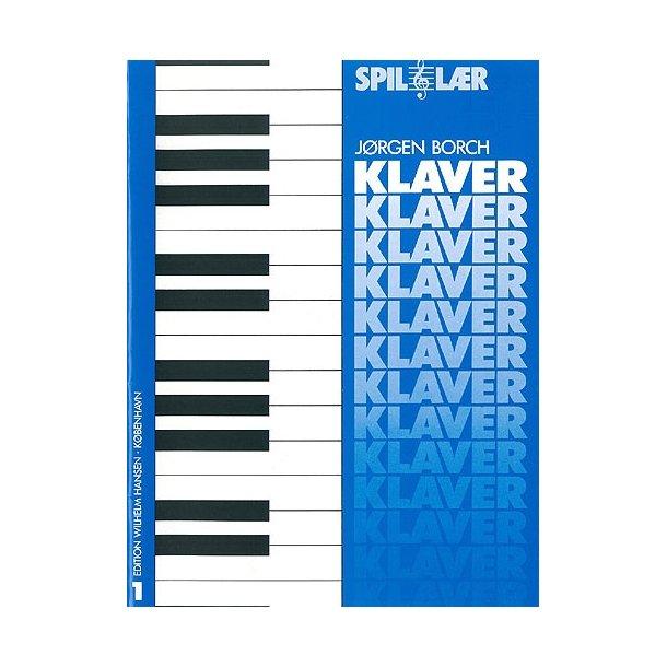 Spil og lær klaver 1