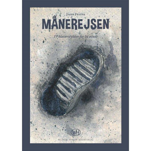 Månerejsen - Klaver Solo: Jakob Fester