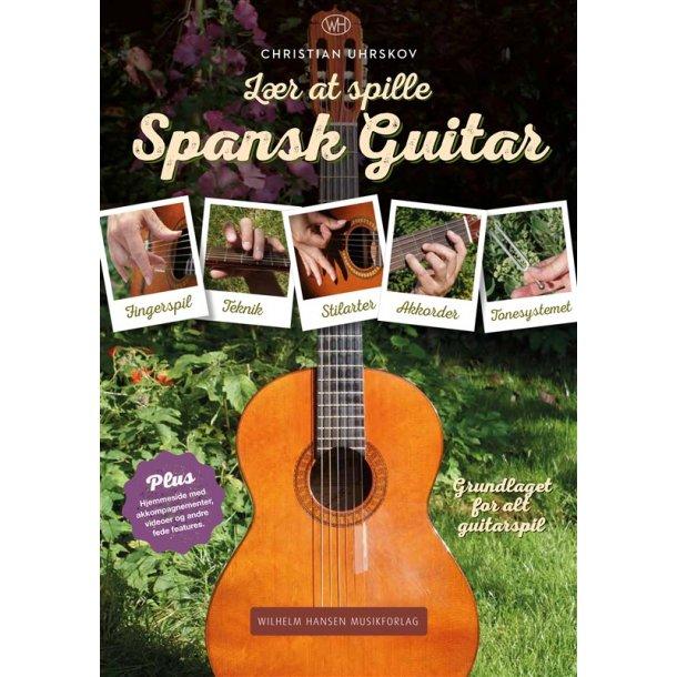 Lær at spille spansk guitar - Christian Uhrskov