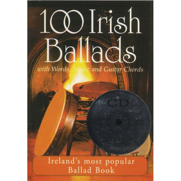 100 Irish Ballads - Volume 1 (CD Edition)