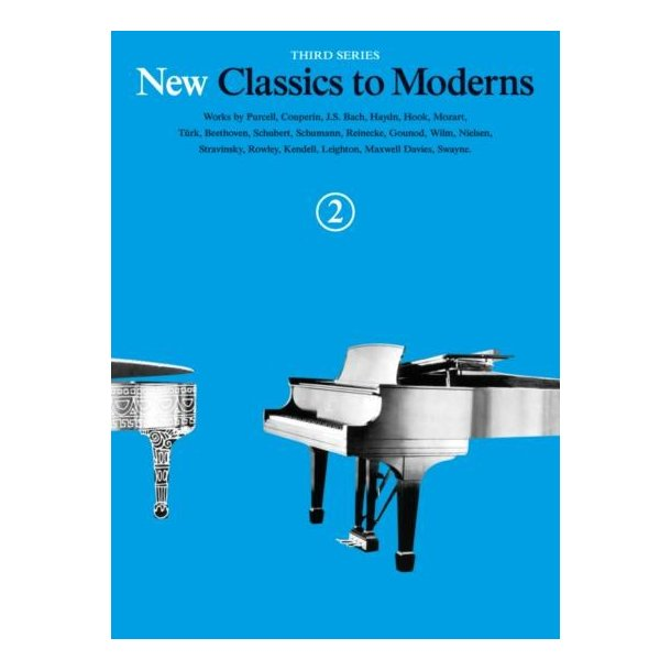 New Classics To Moderns: Book 2