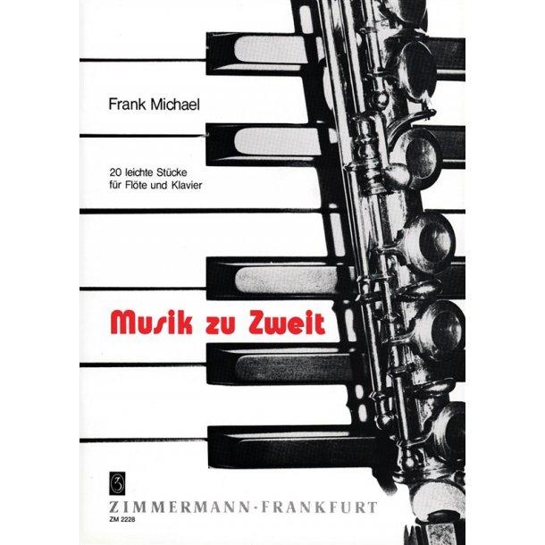 Musik Zu Zweit. 20 Leichte Stcke Fr