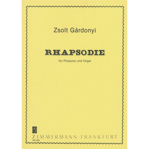 Gardonyi, Z: Rhapsody