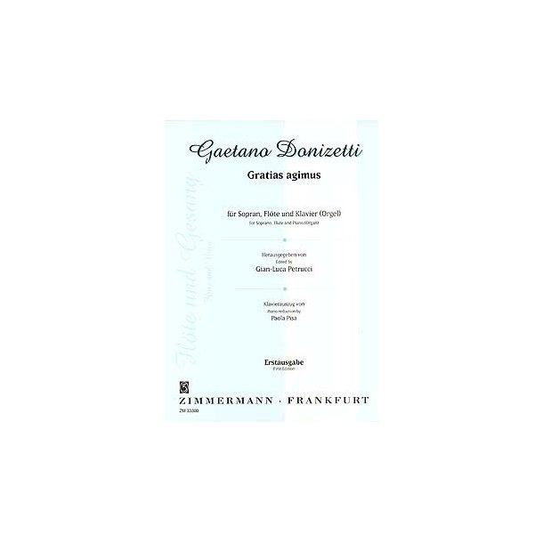 Gaetana Donizetti: Gratias Agimus