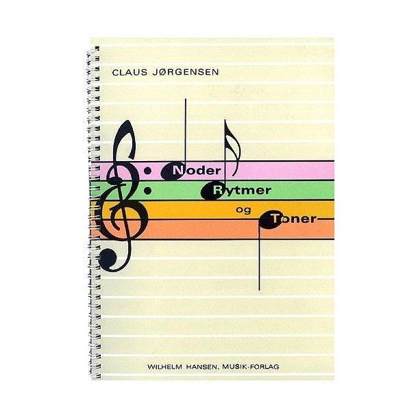 Noder, rytmer og toner - lær at læse noder m.m.