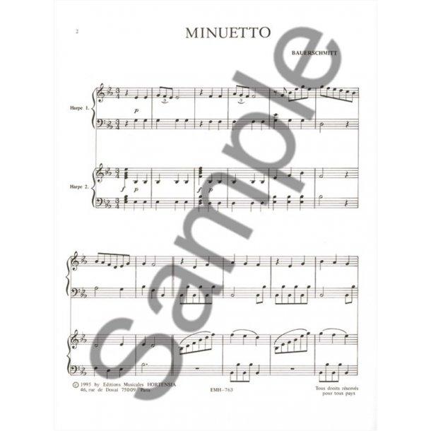 N. Payen-Moat: Les Maîtres de Harpe du XVIIIème Siècle (Harp solo)