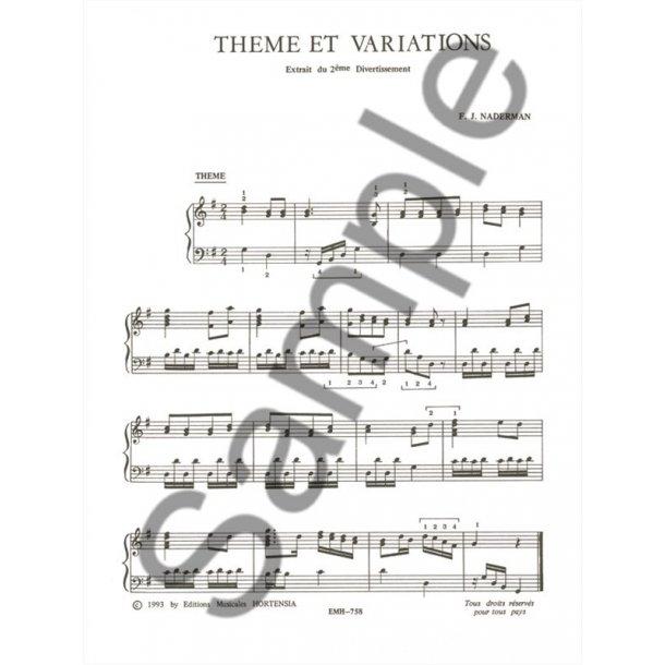 N. Payen-Moat: Pièces pour Harpe (Harp solo)