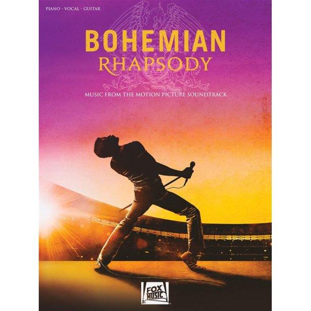 Node- tekst og akkordbog til Bohemian Rhapsody: Music From The Motion Picture Soundtrack (PVG)