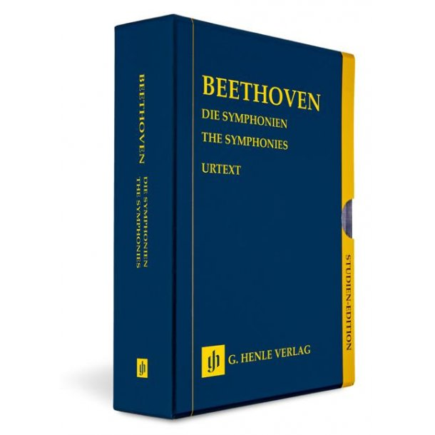 The Symphonies - Beethoven