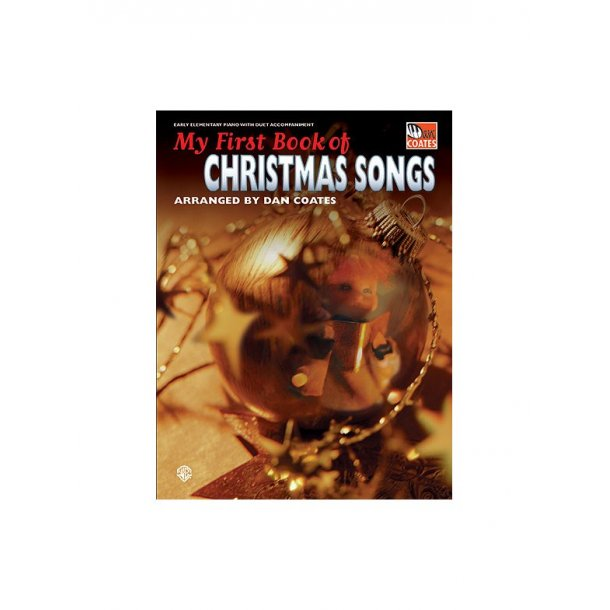 My First Book Of Christmas Songs
