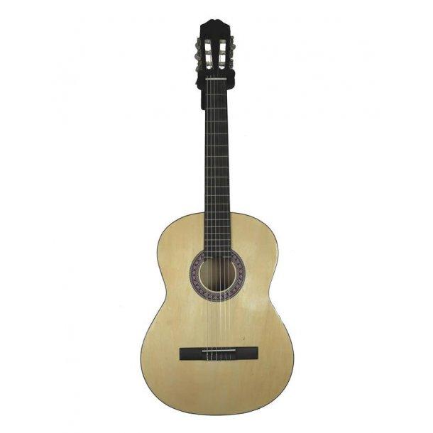 12 Size Klassisk Guitar pakke fra PureTone (Natural)