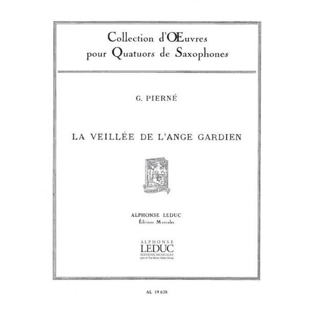 Gabriel Pierné: La Veillée de l'Ange Gardien Op.14, No.3 (Saxophones 4)