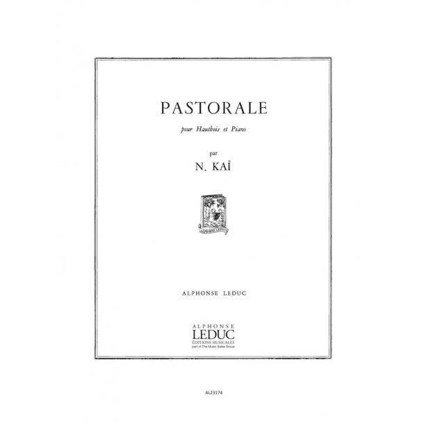 Naohiko Kaï: Pastorale (Oboe & Piano)