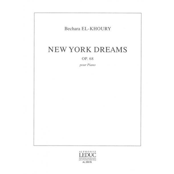 New York Dreams Op 68