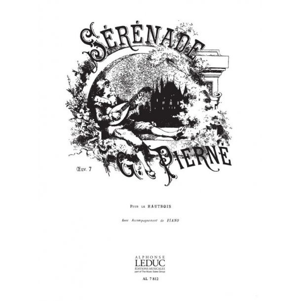 Gabriel Pierné: Sérénade Op. 7 (Oboe)