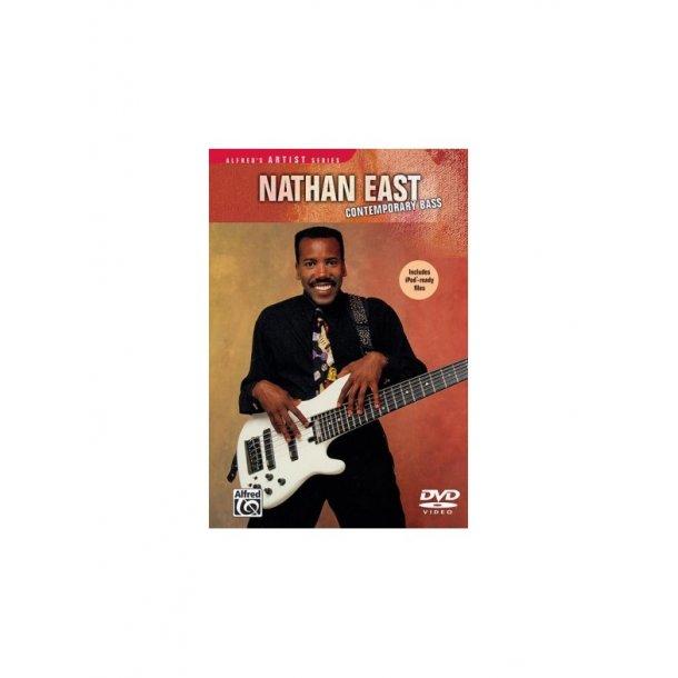 Nathan East: Contemporary Bass Guitar DVD