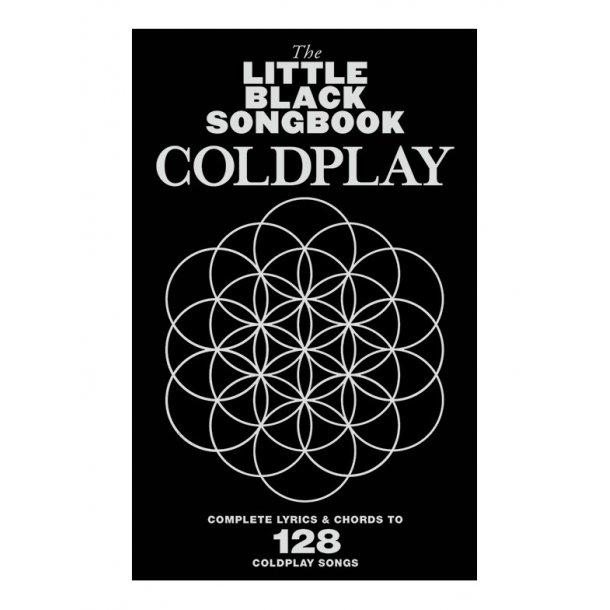 Little Black Book Of Coldplay Updated Version Klavernoder Stepnote
