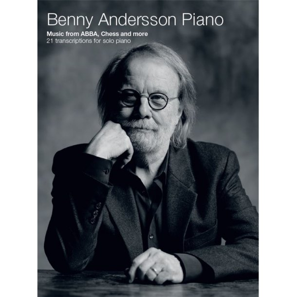 Benny Andersson: Piano (Engelsk version)