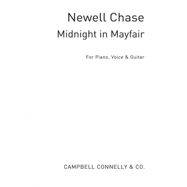 Newell Chase: Midnight In Mayfair (Piano)