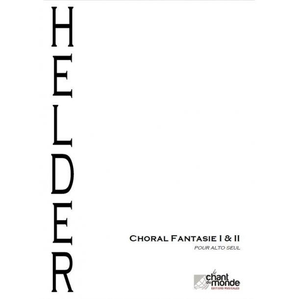Marlijn Helder: Choral Fantasie 1&2