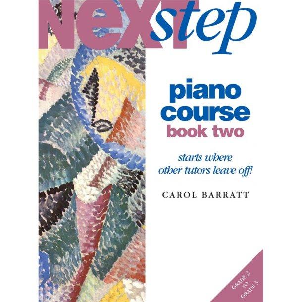 Next Step Piano Course Book 2 (carol Barratt)