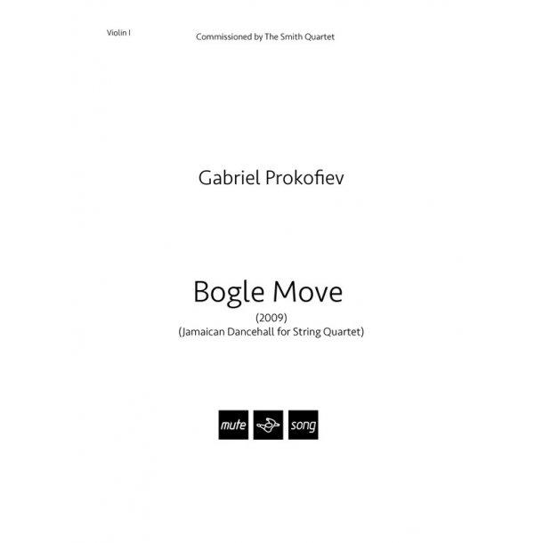 Gabriel Prokofiev – Bogle Move (Parts)