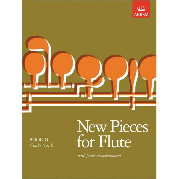 New Pieces For Flute Bk 2 Fl/Pno