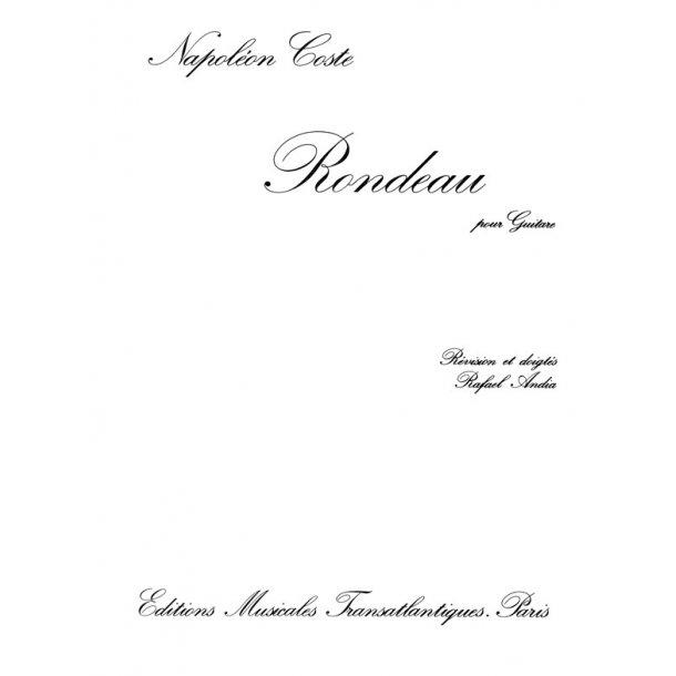 Napoléon Coste: Rondeau Op.43
