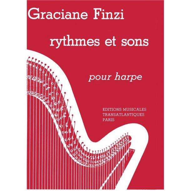Garciane Finzi: Rythmes Et Sons