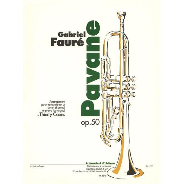 Gabriel Fauré: Pavane Op.50 (Trumpet & Piano)