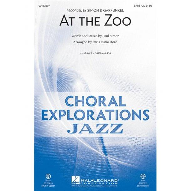 Paul Simon: At The Zoo
