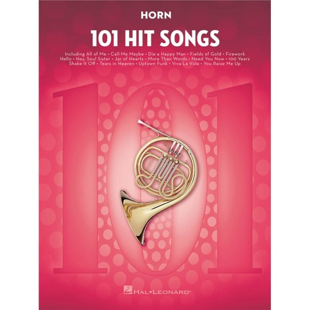 101 Hit Songs (French Horn)
