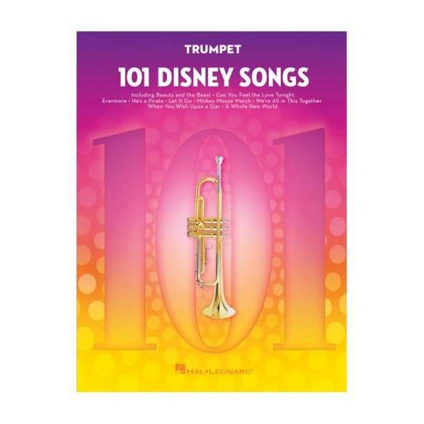 101 Disney Songs: Trumpet