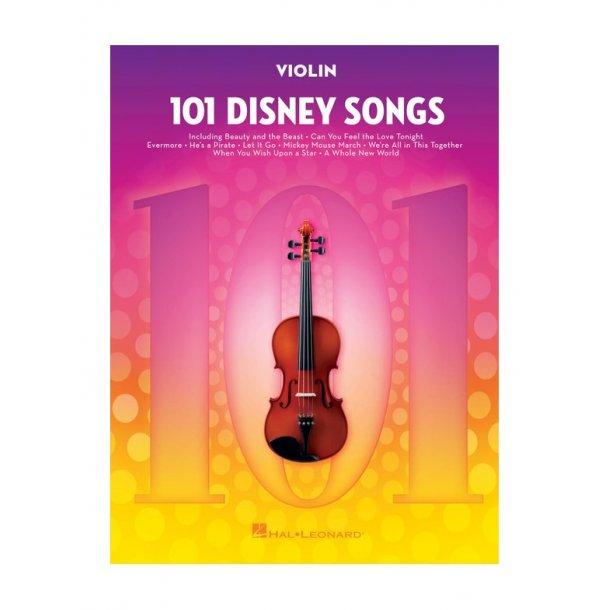 101 Disney Songs: Violin