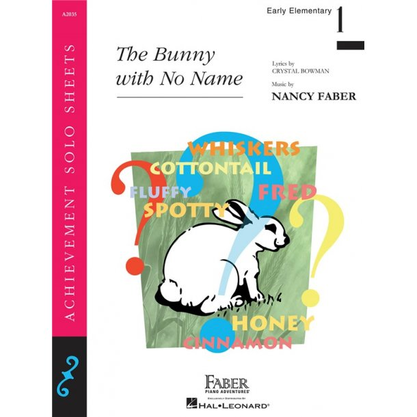Nancy Faber: Bunny with No Name (NFMC), The
