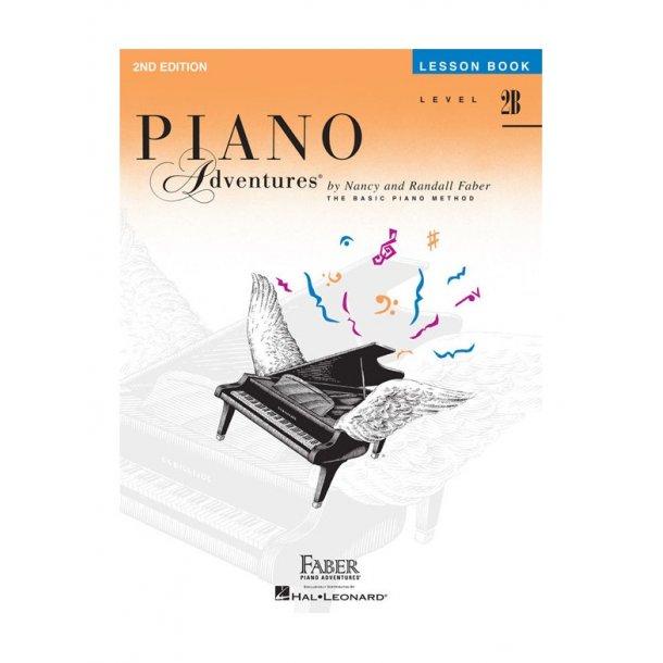 Nancy & Randall Faber: Piano Adventures® Popular Repertoire CD, Level 2B