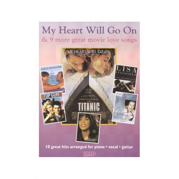 My Heart Will Go And 9 More Great Movie Love Songs