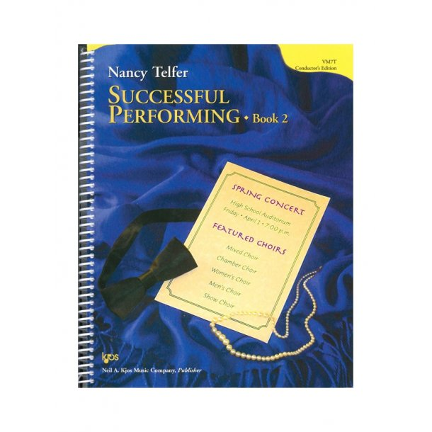 Nancy Telfer: Successful Performing - Book 2 (Teacher?s Edition)