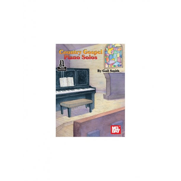 Gail Smith: Country Gospel Piano Solos