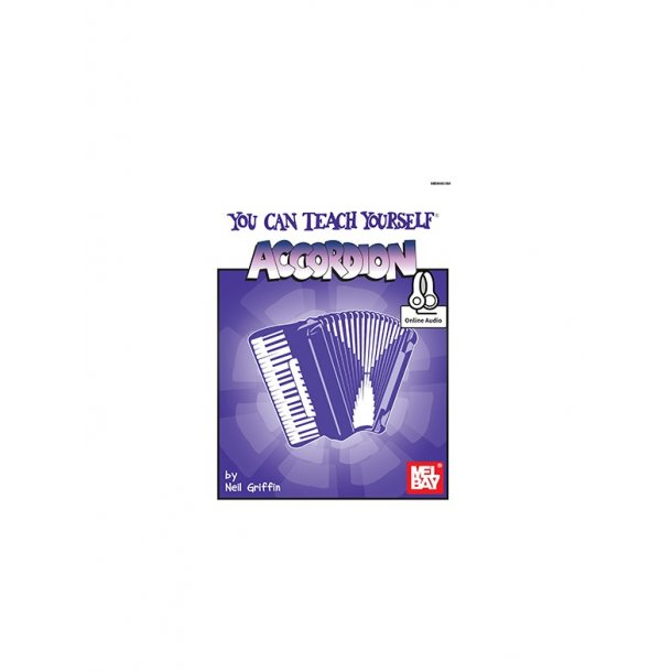 Neil Griffin: You Can Teach Yourself Accordion (Book/Online Audio)