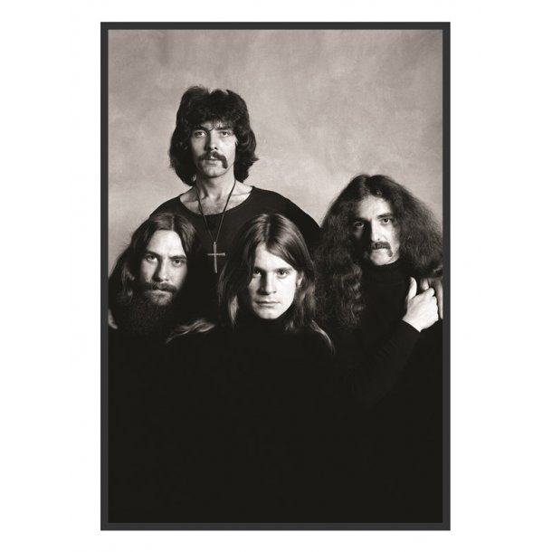 My World: Duffy Greetings Card - Black Sabbath
