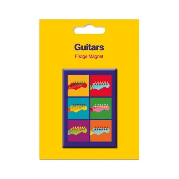 My World: Magnet - Pop Art (Guitars)