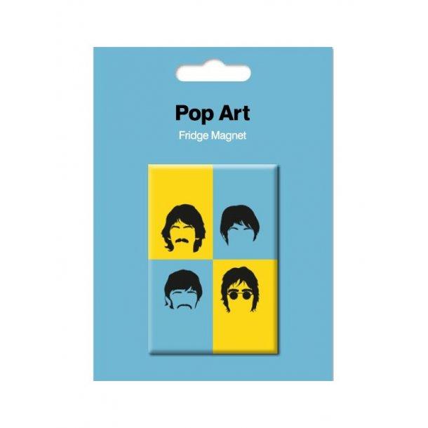 My World: Magnet - Pop Art (The Beatles)